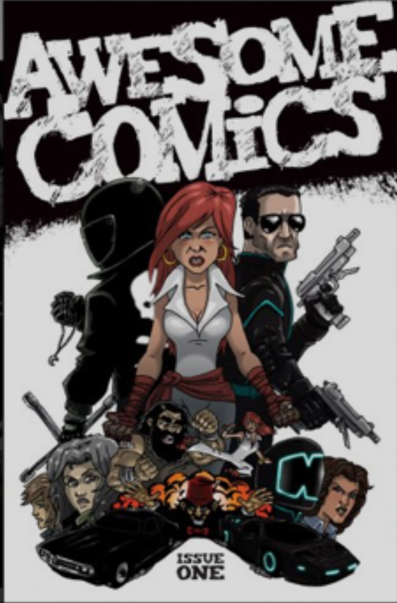 Awesome Comics Issue 1